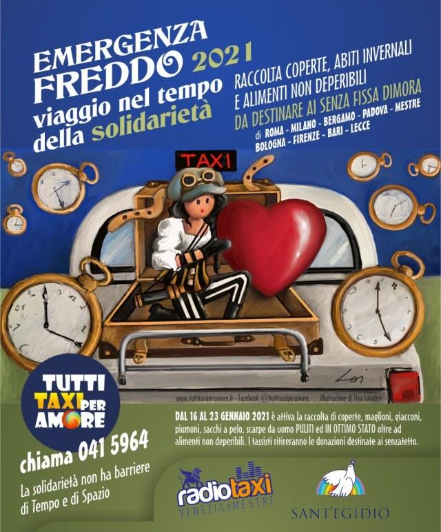 Taxi Venezia
